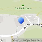 Karta Per-Åke Jansson Göteborg, Sverige