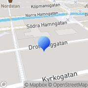 Karta Gothia Trading Göteborg, Sverige