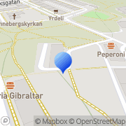 Karta Crook, Martin Göteborg, Sverige