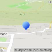 Karta Thorild Management Kungälv, Sverige