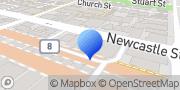Map Site Environmental & Remediation Services Northbridge, Australia