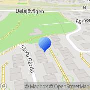 Karta K.r.l Ekonomi Göteborg, Sverige