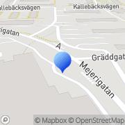 Karta Gillgrens Dekor & Reklam Göteborg, Sverige