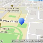 Karte Schrempf & Lahm Kolbermoor, Deutschland