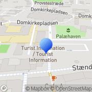 Kort Yarno Garn Roskilde, Danmark