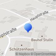 Karte Schreinerei Koller Stulln, Deutschland