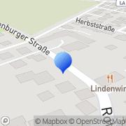 Karte Fritz Fischer Ergolding, Deutschland