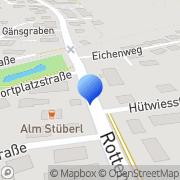 Karte Natursteinhandel Adolf Asenbauer Ergolding, Deutschland