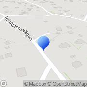 Karta MPW Konsult Göteborg, Sverige