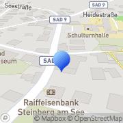Karte Ronnie Fenzl Steinberg am See, Deutschland