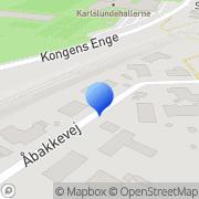 Kort Karlslunde Pensionistforening Karlslunde, Danmark