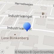 Kort O.W. Maskinservice A/S Hillerød, Danmark