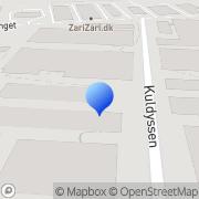 Kort Integrationsgruppen Tolkservice Taastrup, Danmark