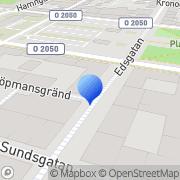Karta Lb Mode Vänersborg, Sverige