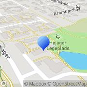 Kort Wagnex Vinduespolering Hillerød, Danmark