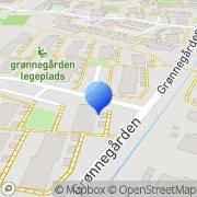 Kort Sekretær-Service Greve, Danmark