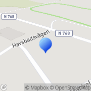 Karta Modekungen AB Tvååker, Sverige
