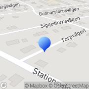 Karta Devac Vargön, Sverige