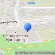 Kort Omsorgscentret Herlev, Danmark
