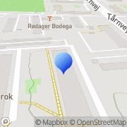 Kort Lundebakken Rødovre, Danmark