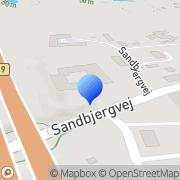 Kort World Search Group Scandinavia Hørsholm, Danmark