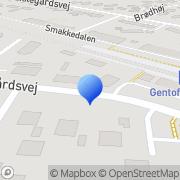 Kort Estate Gentofte Gentofte, Danmark