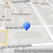 Kort AB Matthæusgården, København, Danmark