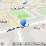 Kort Fritidshjem & Klub København, Danmark