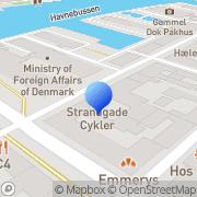 Kort Pedersen Jørgen V. København, Danmark
