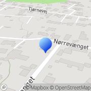 Kort Dres Totalbyg Snekkersten, Danmark