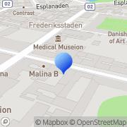 Kort Ad Hoc Tolkeservice A/S København, Danmark
