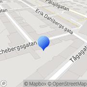 Karta Tilly Talar Helsingborg, Sverige