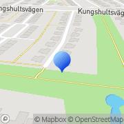 Karta Docbox AB Helsingborg, Sverige