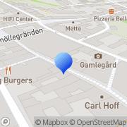Karta Wedins Accent Helsingborg, Sverige