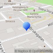 Karta Stine Lund HBG Helsingborg, Sverige