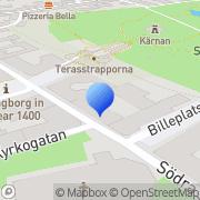 Karta Procivitas Helsingborg, Sverige