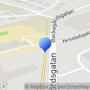 Karta Olbi Handel Kinna, Sverige