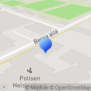 Karta Sefax Helsingborg, Sverige