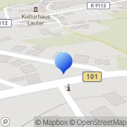 Karte Birgit Grimm Lauter, Deutschland