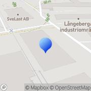 Karta Ravn Distribution Helsingborg, Sverige
