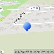 Karta Ronny Hanssons Schakt Kattarp, Sverige