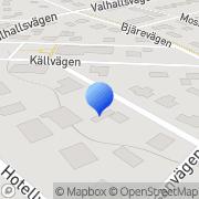 Karta Euro Trotting Ängelholm, Sverige