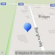Karta Östling & Ollen AB Höllviken, Sverige