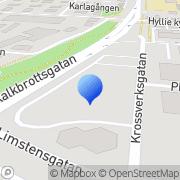Karta ROTFINDER AB Limhamn, Sverige