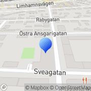 Karta Royal-Tryck AB Limhamn, Sverige