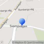 Karta Roland Henrikssons Lantbruks AB Mellbystrand, Sverige