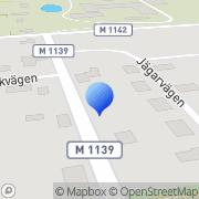 Karta Curt Borgenstam AB Barsebäck, Sverige
