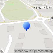 Karta Aic Consult AB Borås, Sverige