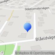 Karta MM - Service Löddeköpinge, Sverige