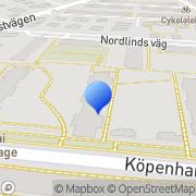Karta Hansson, Carina Malmö, Sverige
